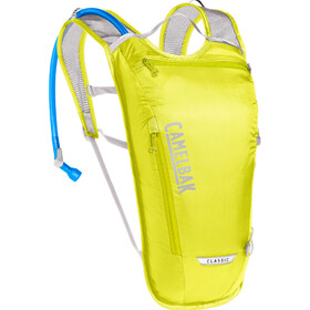 CamelBak Classic Light Hydration Backpack 2l+2l, safety yellow/silver